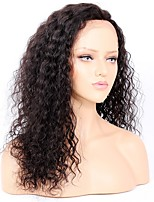 cheap -Premierwigs Gluleless Human Hair Lace Front Wigs  Curly Brazilian Human Hair Wigs For African American Women