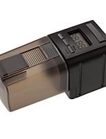 automatique en temps opportun alimentation en bois machine mini chargeur aquarium chargeur