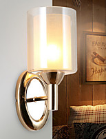 cheap -Wall Light Ambient Light Wall Sconces 3W 220V E27 Modern/Contemporary Gold