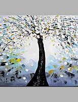 Rich Tree 100% Hand Painted Contemporary Oil Paintings Modern Artwork Wall Art for Room Decoration