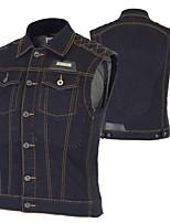 abordables -Chaqueta protectora de motocicleta de los hombres con armadura Protector de jecket de engranaje para motocicleta