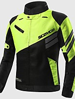 giacca moto da uomo drop antiurto traspirante tuta protettore ingranaggio per motorsport