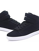cheap -Men's Shoes Cashmere Spring Fall Comfort Sneakers For Casual Blue Gray Black