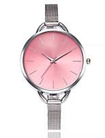 Жен. Повседневные часы Модные часы Нарядные часы Наручные часы Китайский Кварцевый Металлический сплав Группа Роскошь На каждый день