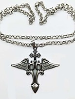 cheap -Men's Women's Evil Eye Metallic Rock Illuminated Luminous Pendant Necklace , Alloy Pendant Necklace , Party Carnival