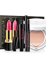 Foundation+Lash Enhancers & Primer Eyebrow+Lipstick