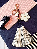 cheap -Keychains Classic Theme Floral Theme Keychain Favors