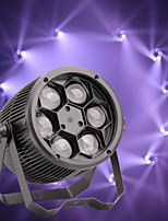 cheap -U'King LED Stage Light / Spot Light LED Par Lights 8 DMX 512 Master-Slave Sound-Activated Auto 80 for Party Stage Wedding Club
