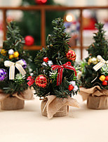 3pcs Noël Sapins de NoëlForDécorations de vacances 0.45