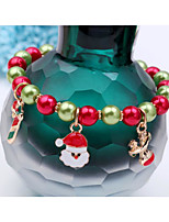 cheap -Men's Women's Bracelet Lovely Alloy Ball Jewelry For Christmas Festival