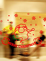 Christmas Wall Stickers Easels Decorative Wall Stickers,Bonded Material Home Decoration Wall Decal