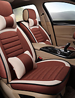 Automotive Seat Cushions For universal All years General Motors Car Seat Cushions Linen Fabrics