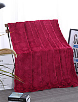 cheap -Super Soft,Handmade Solid Polyester Blankets