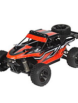 cheap -RC Car G18-3 4 Channel 2.4G Off Road Car 1:18 Brush Electric 45 KM/H