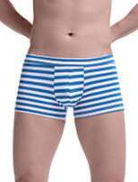 Homme Solide Boxers-Coton