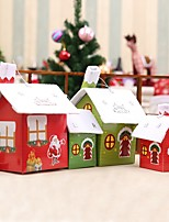 4pcs Christmas Decorations Christmas OrnamentsForHoliday Decorations Big:22*13 Little15*8
