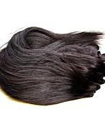 cheap -brazilian straight virgin hair bundles 4pieces 400g lot 8a grade good quality brazilian remy human hair weaves natural black color