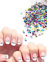 economico -nail glitter art deco / gioielli unghie retrò 0.003kg / scatola