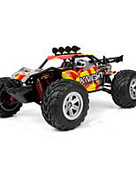 abordables -Coche de radiocontrol  FY-11 4 Canales 2.4G Off Road Car 1:12 Brush Eléctrico 40 KM / H