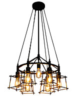Retro/Vintage Country Pendant Light For Hallway Shops/Cafes AC 110-120 AC 220-240V No