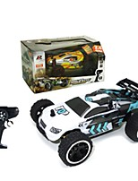 cheap -RC Car QY1801B 2.4G Car High Speed 4WD Drift Car Buggy Racing Car 1:18 14 KM/H Remote Control Rechargeable Electric