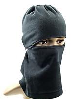 ziqiao moto maschera per il viso invernale sci maschera a pieno facciale cappello antivento