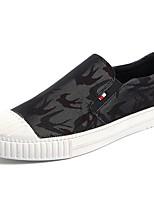 Homme Chaussures PU de microfibre synthétique Similicuir Polyuréthane Printemps Automne Confort Mocassins et Chaussons+D6148 Invalide