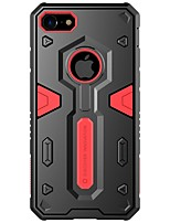abordables -Coque Pour iPhone 7 Plus iPhone 7 Apple iPhone 8 iPhone 7 Antichoc Coque Armure Dur PC pour iPhone 8 Plus iPhone 8 iPhone 7 Plus iPhone 7