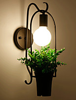 Ambient Light Wall Sconces 40W AC220V E27 Rustic/Lodge Country For