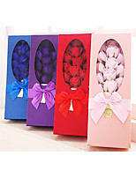cheap -Flower Shape Mix Favor Holder 53 Gift Boxes-One-piece Suit