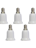 E14 to E27 Quick Bulb Converter Bulb Accessory 5Pcs