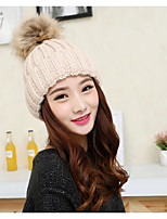 Women's Others Bowler/Cloche Hat,Casual Solid Winter