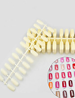 Недорогие -120шт ногтей советы ложные ногти дизайн ногтей салон дизайн косметика косметика