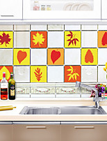 Bande dessinée Stickers muraux Autocollants avion Autocollants muraux décoratifs,Vinyle Matériel Décoration d'intérieur Calque Mural