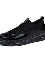 Masculino sapatos Tule Primavera Outono Conforto Mocassins e Slip-Ons Para Casual Dourado Preto Vermelho