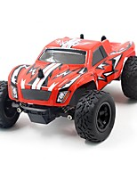 RC Car K24-2 2.4G Truggy High Speed 4WD Drift Car Buggy SUV Monster Truck Bigfoot Racing Car 1:24 Brush Electric 45 KM/H Remote Control