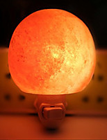 YouOKLight 7W  Natural Himalayan Globe Sphere Salt Lamp Night Lights  Decoration Air Purifier