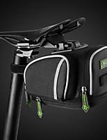 Bike Bag Bike Trunk Bags Rain-Proof Easy to Install Bicycle Bag Nylon Cycle Bag Cycling Cycling