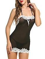 Ultra Sexy Vêtement de nuit Femme Solide-Moyen