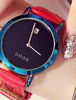 Women's Casual Watch Fashion Watch Unique Creative Watch Chinese Quartz Calendar / date / day Chronograph Water Resistant / Water Proof
