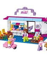 Building Blocks Toys Architecture Garden Theme Architecture Fantacy Kids Adults' Girls' Pieces