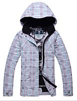 Women's Ski Jacket Warm Waterproof Windproof Wearable Skiing Snow sports Ski/Snowboarding Brocade