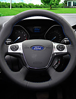 cheap -Automotive Steering Wheel Covers(Leather)For Ford 2012 Kuga Focus