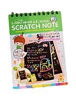 Игрушки для рисования Игрушки Square Shape Для школы 1 Куски