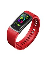 Color OLED Screen Smart Bracelet Water Proof Long Standby Calories Burned Pedometers Heart Rate Monitor for Ios Android
