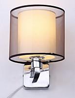 Недорогие -настенный светильник Рассеянное освещение 40W 220 Вольт E14 Модерн