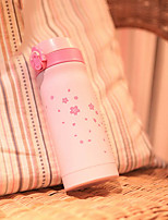 Daily Wear Casual/Daily Drinkware, 380 StainlessSteel Tea Water Water Bottle