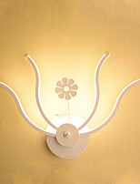Wall Light Ambient Light Wall Sconces 220-240V 110-120V LED Integrated Modern/Contemporary