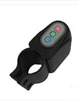 Alarme de Vélo Cyclisme Vélo tout terrain/VTT Vélo à Pignon Fixe Alarme vibratoire Plastique