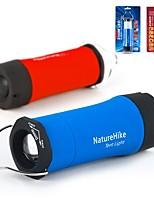NH15A003-I Lanterns & Tent Lights LED 100 lm Manual Mode Light Weight Top handle Camping/Hiking/Caving Orange Red Blue